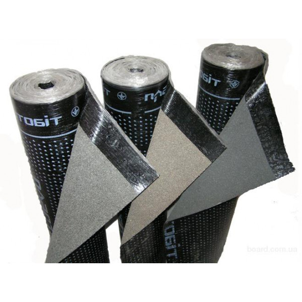 ТехноНиколь Гидрстеклоизол с подсыпкой (ткань) ТКП (3,5 мм) (9 м2)